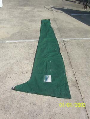 $99.94 • Buy Boaters' Resale Shop Of TX 2103 1745.14 MAINSAIL BOOM COVER (2-1/2 FT X 9 FT)