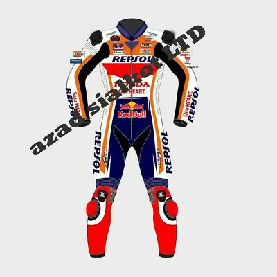 £189.90 • Buy Marc Marquez Honda Repsol Race Suit Available In All Sizes