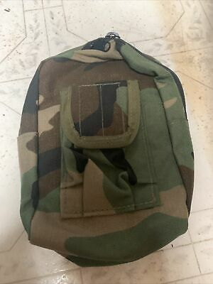 $ CDN37.14 • Buy Brand New Woodland Camouflage Tac Tailor TT Utility Pouch GP Medic M81