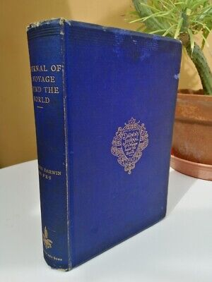 £25 • Buy Journal Of Researches Into The Natural History And Geology Charles Darwin