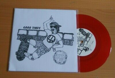 £7.95 • Buy Cold Ones/ Fast Point/ Visual Offence/ Screwed Up Flyer 7  Vinyl Good Times