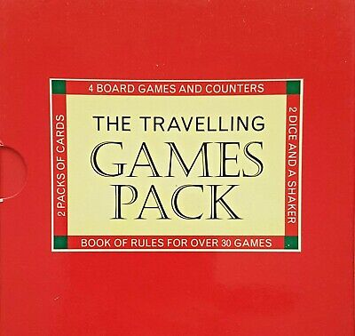 £8.90 • Buy The Travelling Games Pack