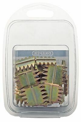 £20.98 • Buy Draper Box Of 25 Toothed Comb Scutches For Scutch Hammer/Chisel Bricklayers Tool