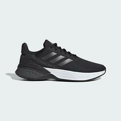 AU73.79 • Buy Adidas Response SR Women's Black Running Shoes Trainers Size 7 New W/Tags