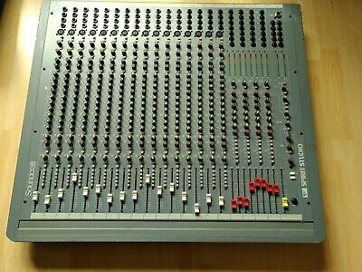£150 • Buy Soundcraft Studio 16-8-2 Analogue Mixer - Great Condition But Untested