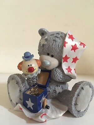 £3.50 • Buy Tatty Teddy Me To You 'Spring A Surprise' Figurine/Ornament/Gift