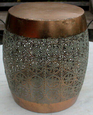 AU115 • Buy Gorgeous Small  Moroccan Style  Side Table BRAND NEW