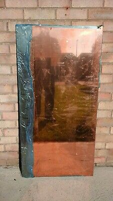 £200 • Buy Copper Sheet 2ft X 4ft X 1/8   Model Engineering & Clock Project Live Steam