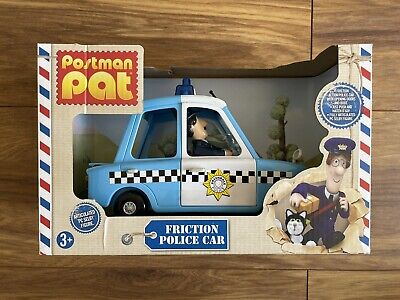 £8.99 • Buy Brand New Postman Pat Friction Police Car & Pc Selby Figure