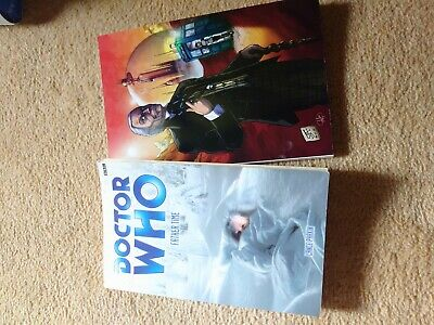 £10 • Buy Doctor Who Father Time EDA Plus Fan Made Book