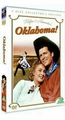 £2.99 • Buy Oklahoma! - Dvd (2006, 2 Disc Collector's Edition) R&H Musical - Free P&P - NEW