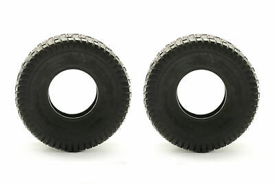 £21.75 • Buy TWO 15X6.00-6 Lawn Tractor Turf Lawn 15X6-6 2 Ply Rated Lawn Mower Set Two Tires