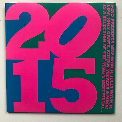 £2 • Buy Mojo CD (Jan 2016): 2015. A Selection Of The Years Best Music...