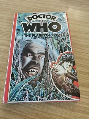 £9.99 • Buy Doctor Dr Who Allan Wingate Hardback - The Planet Of Evil Ex Library