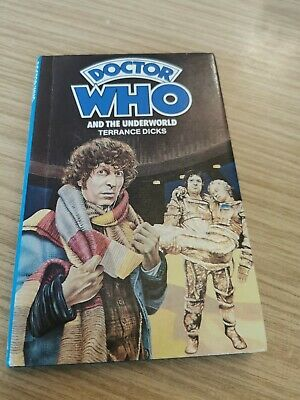 £9.99 • Buy Doctor Dr Who W H Allen Hardback - The Underworld Ex Library