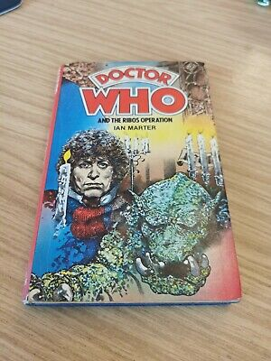 £9.99 • Buy Doctor Dr Who W H Allen Hardback - The Ribos Operation Ex Library