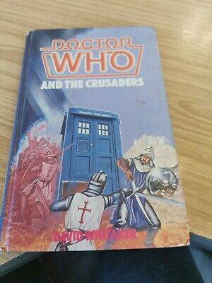 £9.99 • Buy Doctor Dr Who W H Allen Hardback - The Crusaders Ex Library