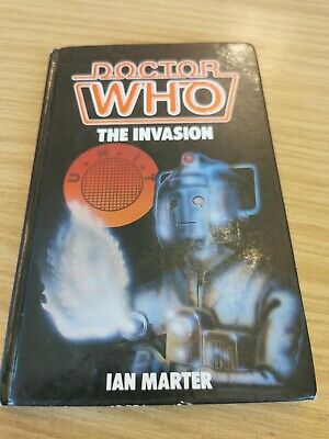 £9.99 • Buy Doctor Dr Who W H Allen Hardback - The Invasion Ex Library
