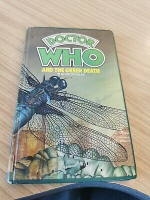 £9.99 • Buy Doctor Dr Who W H Allen Hardback - The Green Death Ex Library