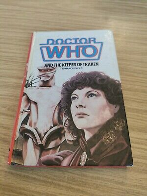 £9.99 • Buy Doctor Dr Who W H Allen Hardback - The Keeper Of Traken Ex Library