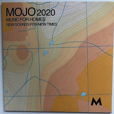 £2 • Buy Mojo CD (Jul 2020): Music For Homes - New Sounds For New Times
