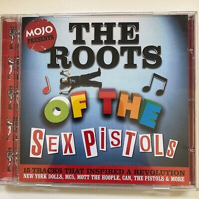 £3.50 • Buy Mojo CD (2005): The Roots Of The Sex Pistols - Tracks That Inspired A Revolution
