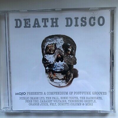 £2.95 • Buy Mojo CD (May 2014): Death Disco. A Compendium Of Post-punk Grooves.
