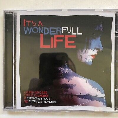 £3 • Buy Mojo CD (2014): It's A Wonderful Life - Compiled By Siouxsie Sioux & Steven Seve