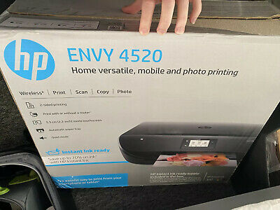 AU27.98 • Buy HP Envy 4520 All In One Printer, Print, Scan, Copy, Web, Photo, Silent, Wireless