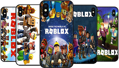£5.99 • Buy Roblox Phone Case Cover For Iphone 6 6S 7 8 Plus X XR XS MAX 11 Pro
