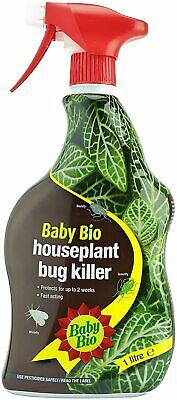£8.50 • Buy Green House Home Plant Protection Insect Greenfly Bug Killer 2Week Protection 1L