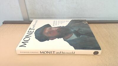 £6.99 • Buy Monet And His World, Raymond Cogniat, Thames And Hudson, 1966, Ha