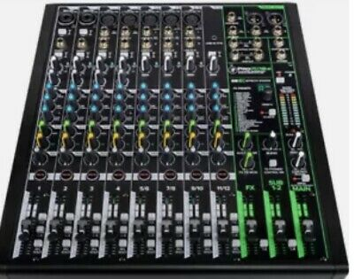 $300 • Buy Mackie ProFX12v3 12-Channel Pro Effects Mixer With Analog USB