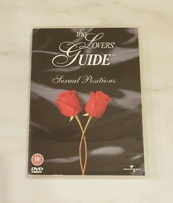 £10 • Buy The Lovers Guide Sexual Positions Region 2 Dvd