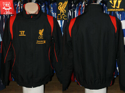 £15 • Buy Liverpool Fc (The Reds) Warrior Training Leisure Jacket Track Top Longsleeve
