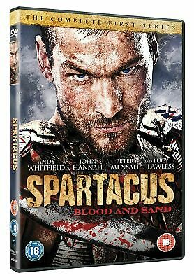 £9.05 • Buy SPARTACUS Blood And Sand The Complete Series DVD New And Sealed Andy Whitfield