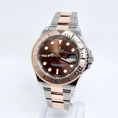 $ CDN24408.84 • Buy Rolex Yachtmaster 126621 Box And Papers 2021 June NEW/UNWORN Chocolate Dial