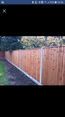 £15 • Buy Concrete Fence Posts & Gravel Boards, Fence Panels. Deliverd Directly To You.