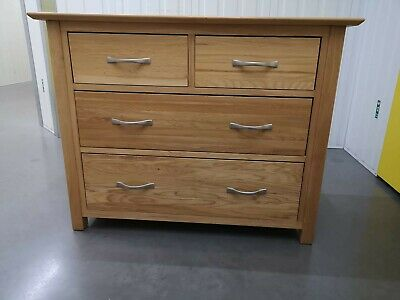 £195 • Buy Solid Oak Small Chest Of Drawers