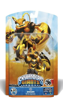 £5.95 • Buy Swarm SKYLANDERS GIANTS Figure Toys Collectables New PlayStation Xbox
