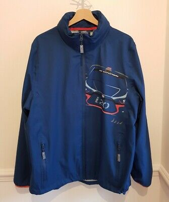 £89.99 • Buy Official Hyundai Motorsport WRC Supporters Jacket, Excellent Condition. Large