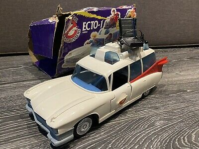 £33.95 • Buy Vintage 1984 Kenner The Real Ghostbusters Ecto-1 Car.