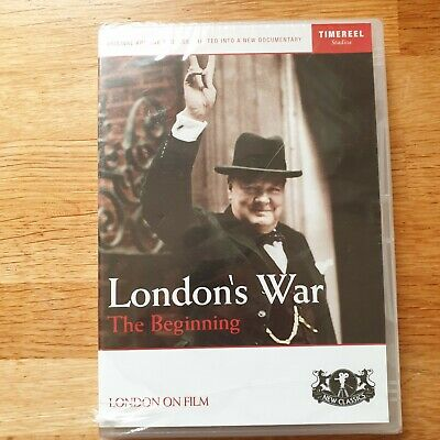 £8.99 • Buy Londons War Archive On Film Part 1 The Beginning DVD Blitz Home Front Ww2 1940's