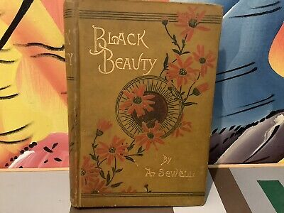 £47 • Buy Vintage Black Beauty By Anna Sewell Hb 1896 Autobiography Of A Horse