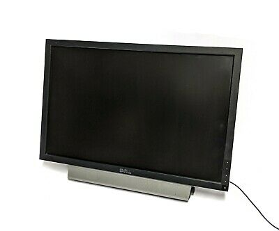 £29.74 • Buy Dell P2210f 22  Inch 1680x1050 16:10 LCD Display Monitor Screen + Cables (NS)