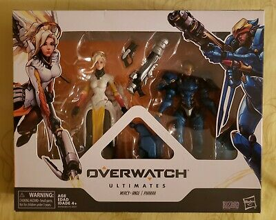 AU24.38 • Buy Overwatch Ultimates Mercy & Pharah 2 Pack Blizzard Action Figure
