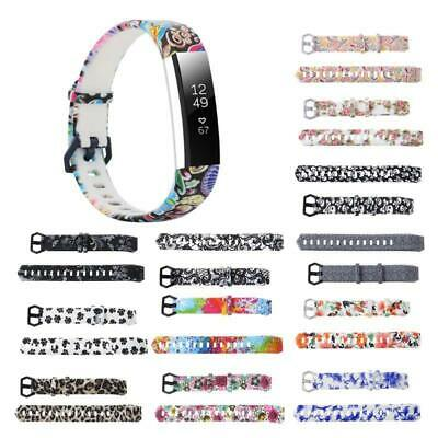 AU5.54 • Buy Replacement Wristband Strap Watch Bands For FitBit Alta/Alta HR Accessories