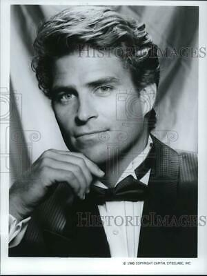$ CDN17.34 • Buy 1986 Press Photo Actor Ted McGinley Starring In  Dynasty  - Lrp56679