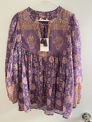 AU350 • Buy Spell And The Gypsy Love Story Blouse XL BNWT