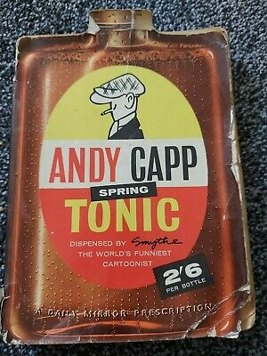 £3.50 • Buy Andy Capp Spring Tonic (Paperback) 1959